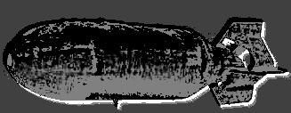 Fliegerbombe düster