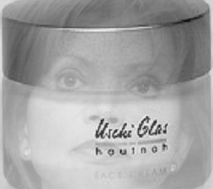 Uschi Glas - Creme - Collage